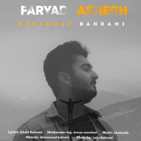دانلود موزیک جدید محمد بهرامی فریاد عاشق