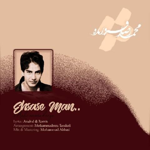 دانلود موزیک جدید محمدرضا فروزنده احساس من
