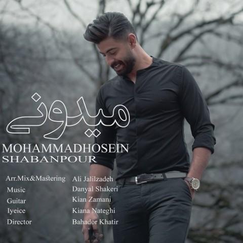 دانلود موزیک جدید محمدحسین شعبانپور میدونی