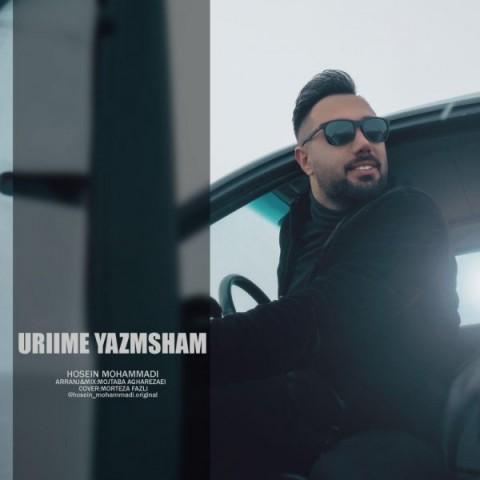 دانلود موزیک جدید حسین محمدی اورییمه یازمیشام