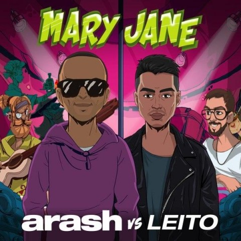 دانلود موزیک جدید بهزاد لیتو مری جین