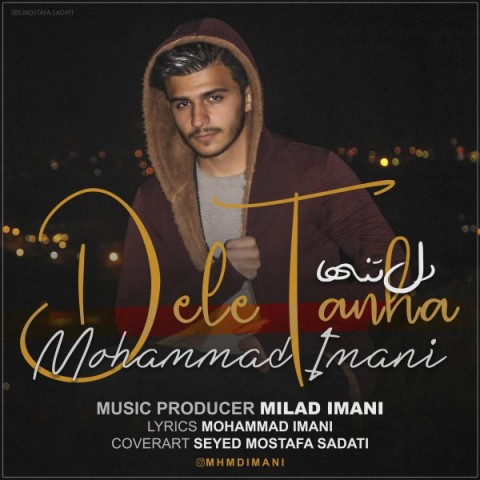 دانلود موزیک جدید محمد ایمانی دل تنها