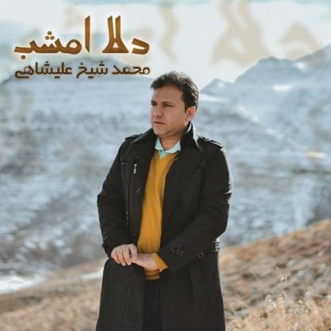دانلود موزیک جدید محمد شیخعلیشاهی دلا امشب