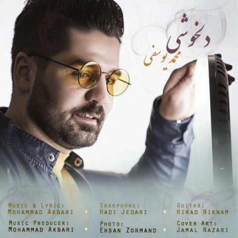 دانلود موزیک جدید محمد یوسفی دلخوشی
