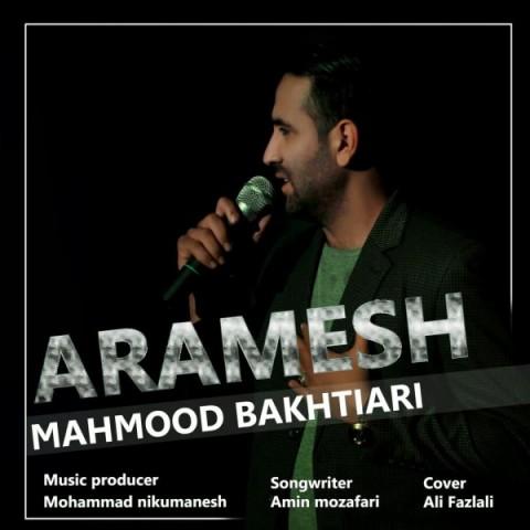 دانلود موزیک جدید محمود بختیاری آرامش