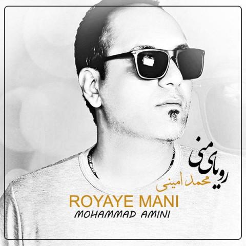 دانلود موزیک جدید محمد امینی رویای منی