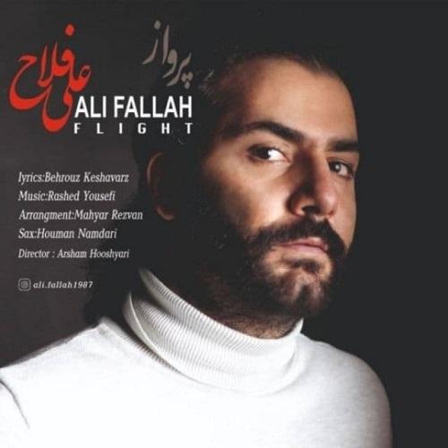 دانلود موزیک جدید علی فلاح بال پرواز