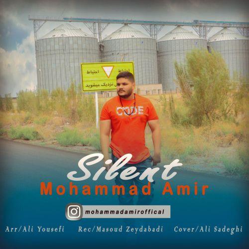 دانلود موزیک جدید محمد امیر سایلنت