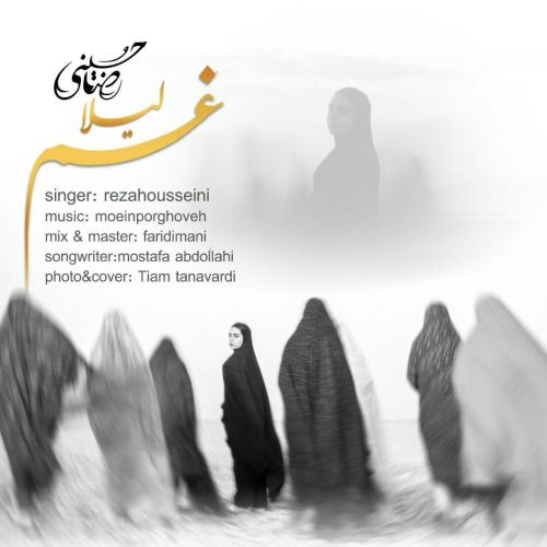 دانلود موزیک جدید رضا حسینی غم لیلا